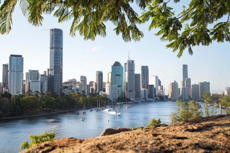 Trouver un hébergement à Brisbane dans le district de Kangaroo Point n'a rien d'onéreux