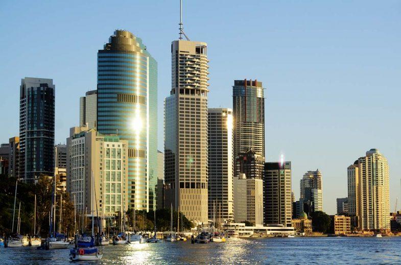 Où dormir à Brisbane: Le quartier CBD