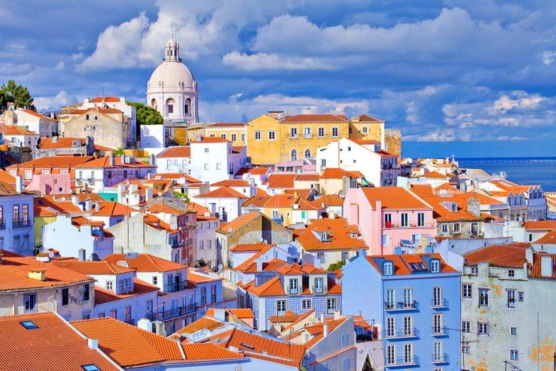 Où loger à Lisbonne: Le quartier Alfama