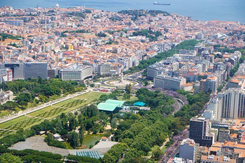 Où dormir à Lisbonne: Avenida da libertade