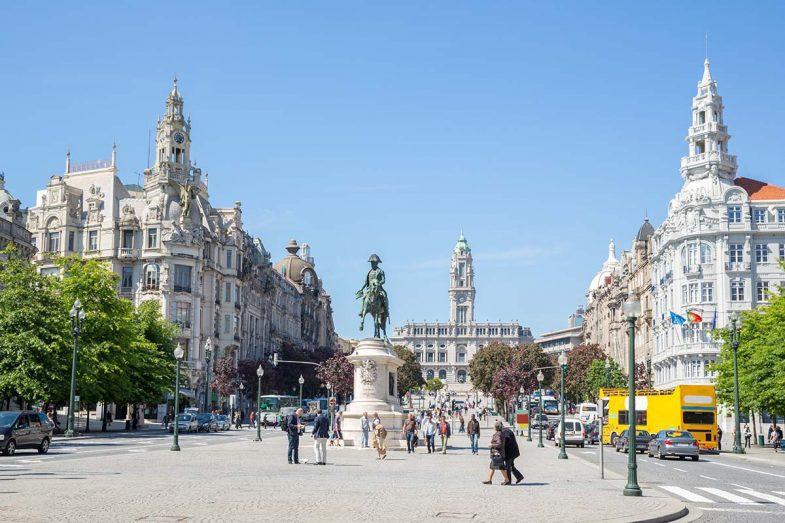 Où dormir à Porto: Aliados et Bolhao