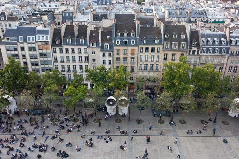 Dormir à Paris: Le quartier du Marais