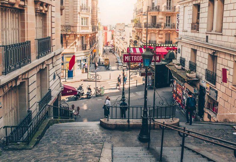 Le quartier Montmartre est l'endroit idéal pour loger à Paris