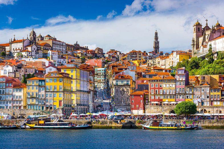 Les meilleurs quartiers où dormir à Porto: Reibeira