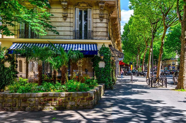 Où dormir à Paris:Le quartier de Saint-Germain
