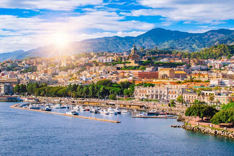 Où loger à Sicile: Messina