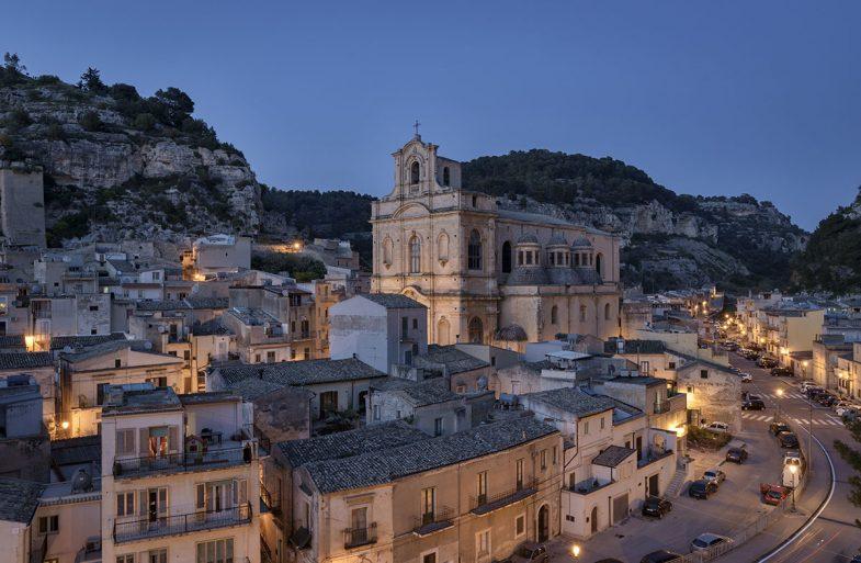 Le ville Regusa, dormir à Sicile