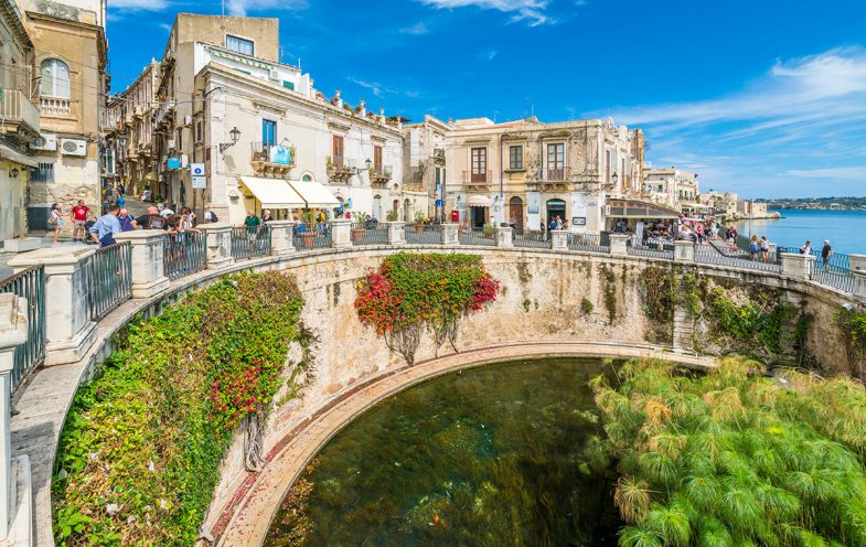 Où dormir à Sicile: la ville de Syracuse