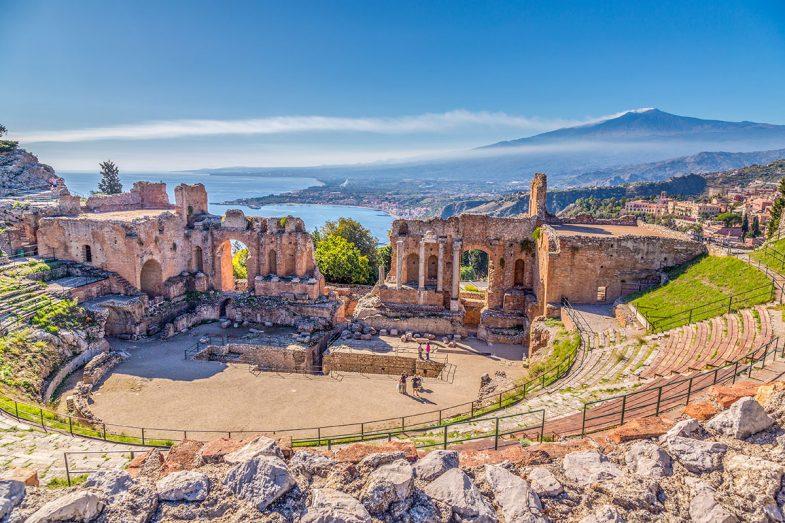 Où loger à Sicile: Taormina
