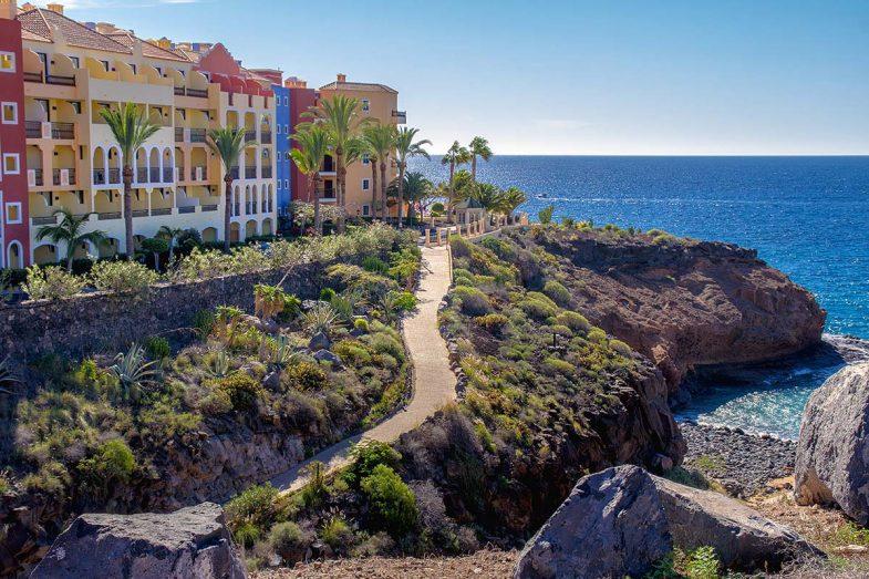 Callao Salvaje: et est idéal pour se loger a Tenerife