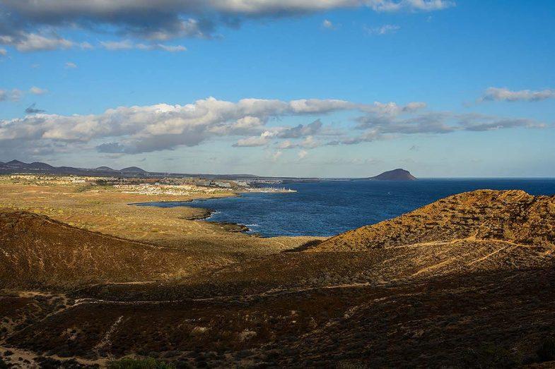 La Costa del Silencio est l'une des plus anciennes zones touristiques de l'île où dormir à Tenerife