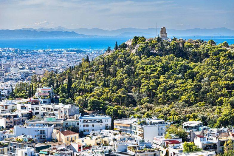 Dormir à Athènes, près d'Anafiotika et de Koukaki