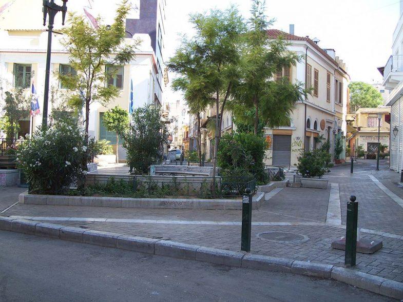 Loger à Athenes: Psiri
