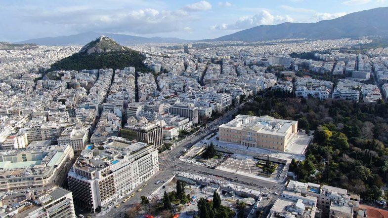 Où loger à Athènes
