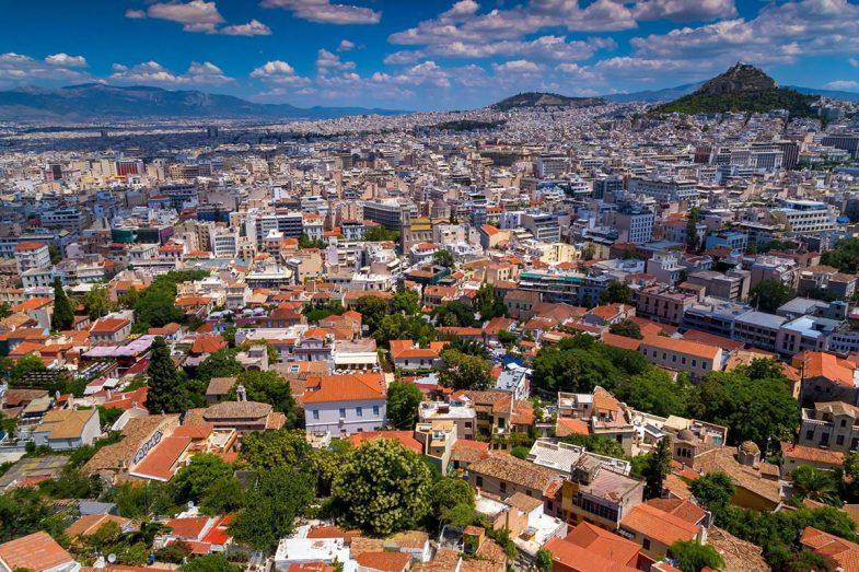 Loger à Athènes du côté de Kolonaki