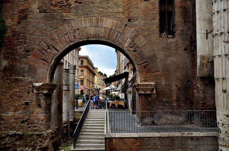 Où dormir à Rome? Le quartier Guetto