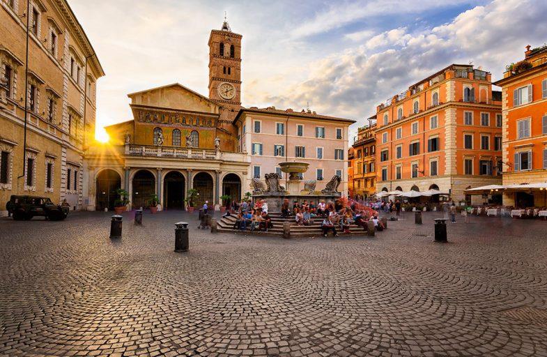 Où dormr à Rome: Le quartier Trastevere