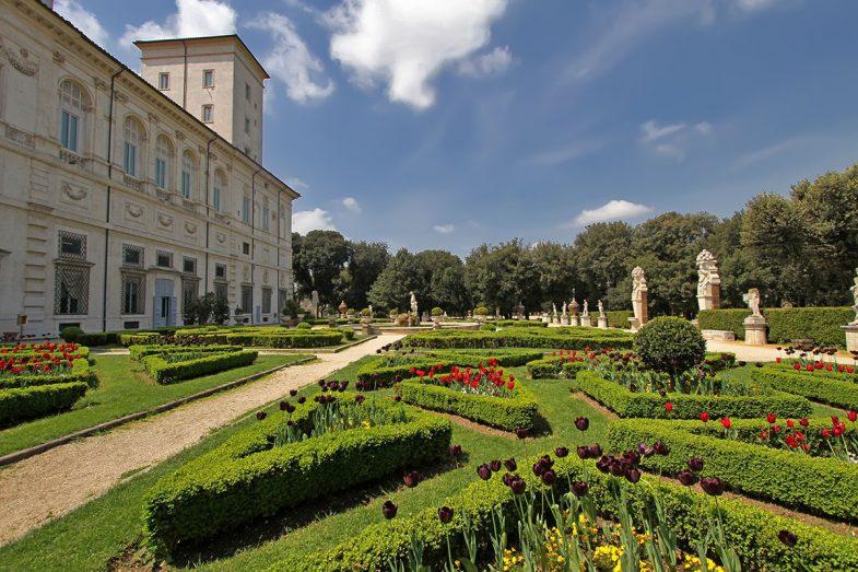 Dormir à Rome: Via Veneto et Villa Borghese