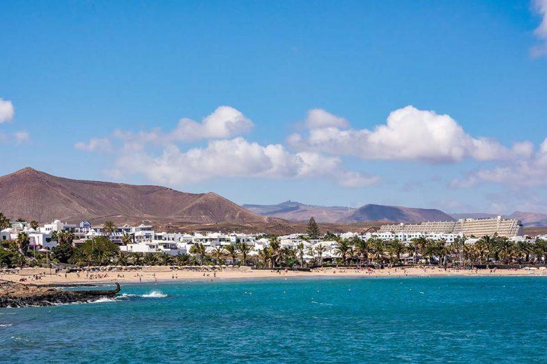Costa Teguise: dormir à Lanzarote dans un cadre traditionnel.