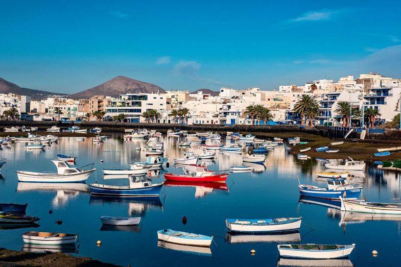 Les meilleures villes où dormir à Lanzarote