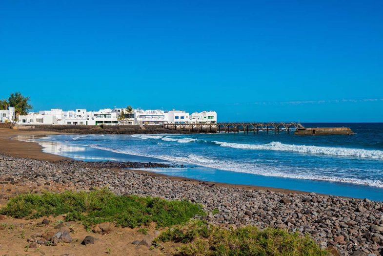 Arrieta: petit village où dormir à Lanzarote