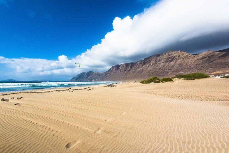 Playa Famara: Le meilleur ville où dormir à Lanzarote