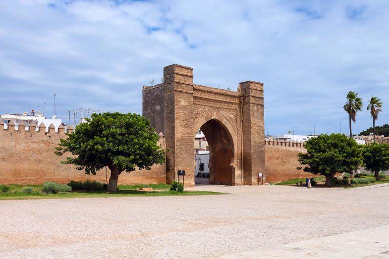 Dormir à Rabat: le quartier de Salé