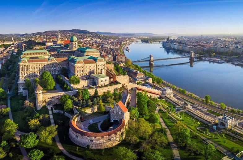 Où dormir à Budapest: Belvaros, le quartier central