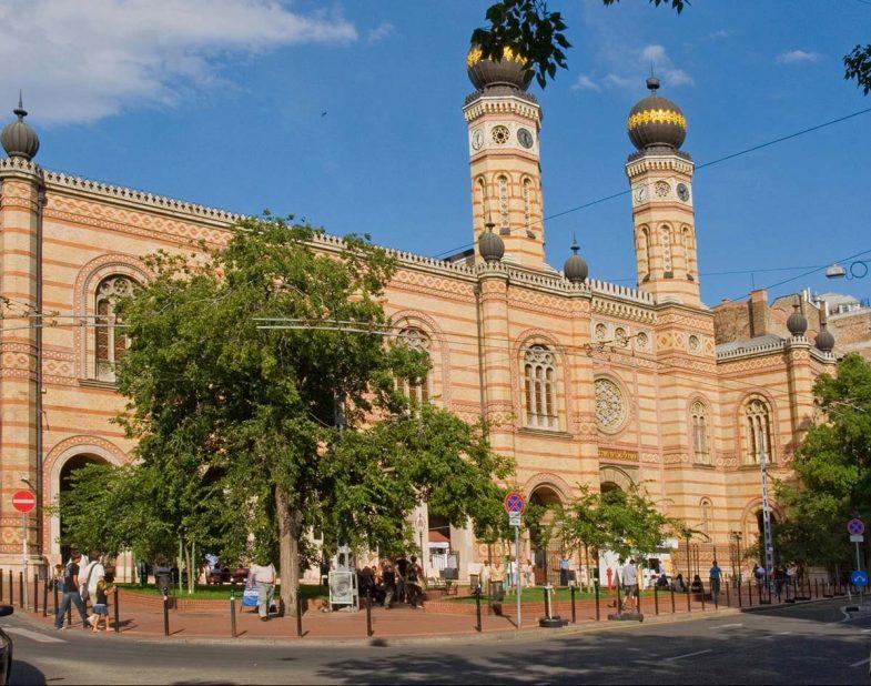 Erzsébetváros, ambiance entre tradition et modernité