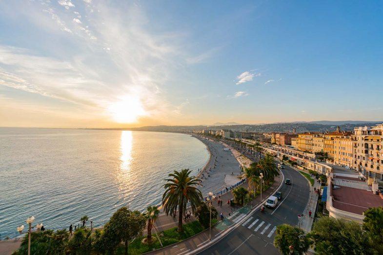 Loger à Nice: Promenade Anglais
