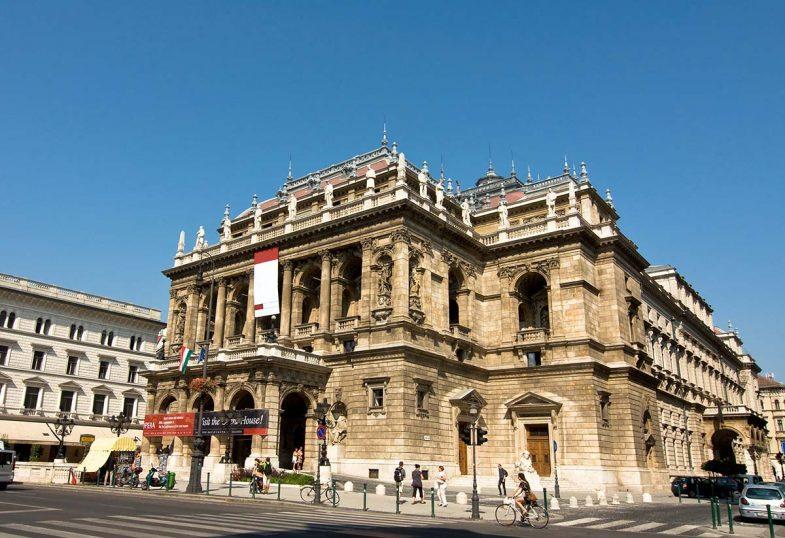 Terézváros est le district culturel par excellence à Budapest