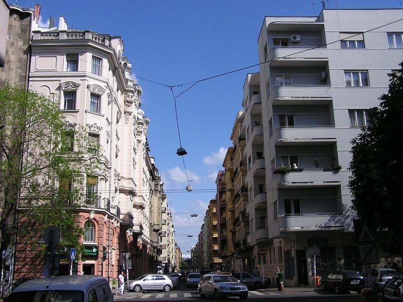 Dormir à Budapest: Újlipótváros