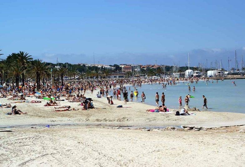 Playa de Palma: une des meilleures options pour rester à Majorque