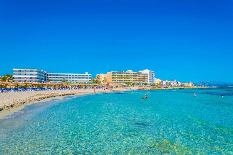 Où dormir à Majorque à Can Picafort