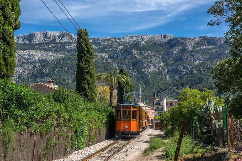 Où loger à Majorque à Sóller