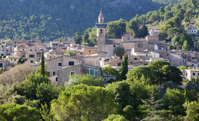 Valldemossa: dormir à Majorque