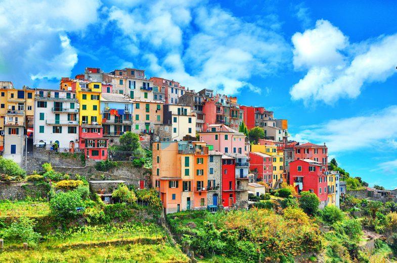Loger a Cinque Terre: Corniglia