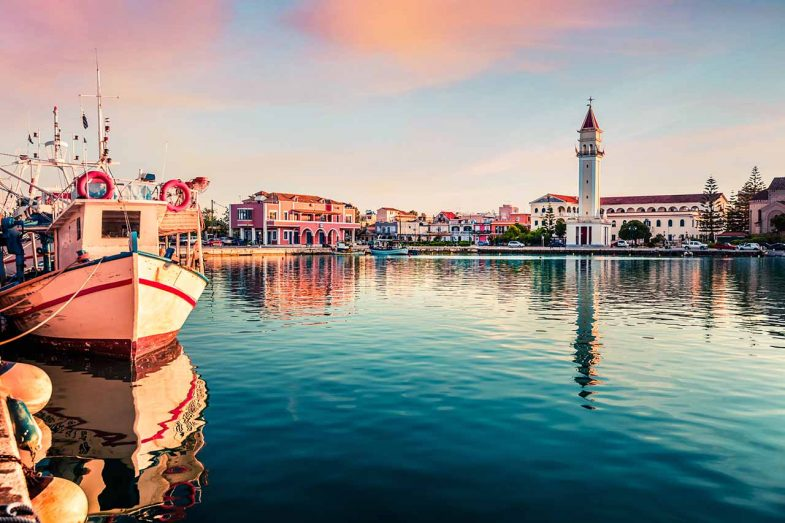 Les meilleures villes où dormir à Zakynthos