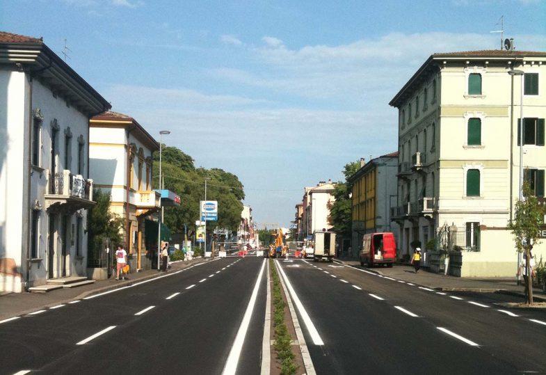 Borgo Milano, un quartier populaire où loger à Vérone