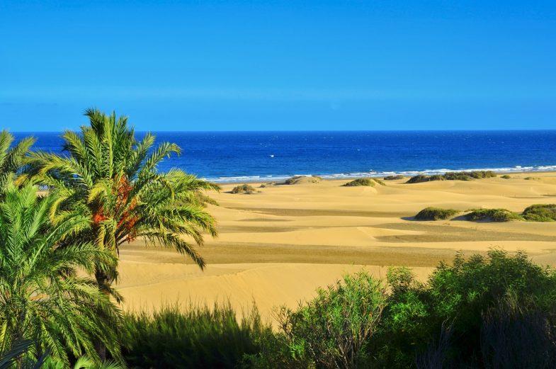 Mapalomas excellent endroit pour loger à Gran Canaria