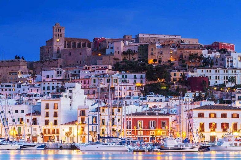 Ibiza, centre historique patrimoine mondial de l'UNESCO