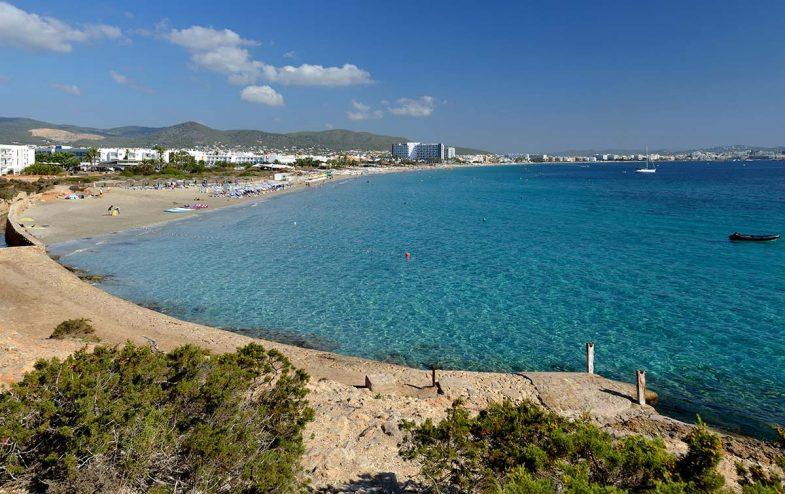 Playa d´en Bossa, où loger à Ibiza pour la vie nocturne
