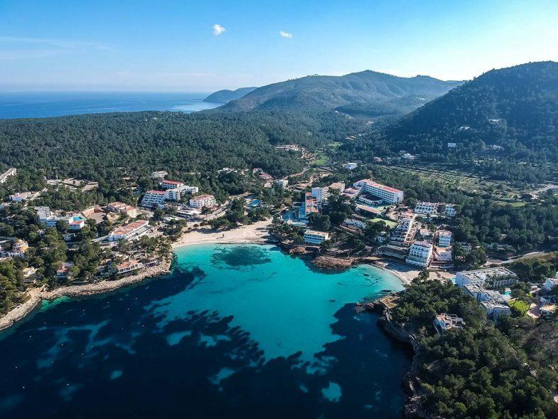 Portinatx, où dormir à Ibiza en couple