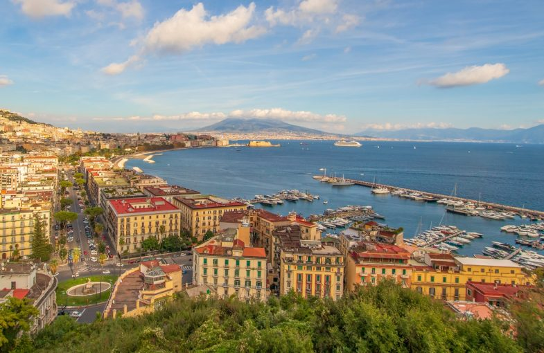 Posillipo, quartier chic où dormir à Naples