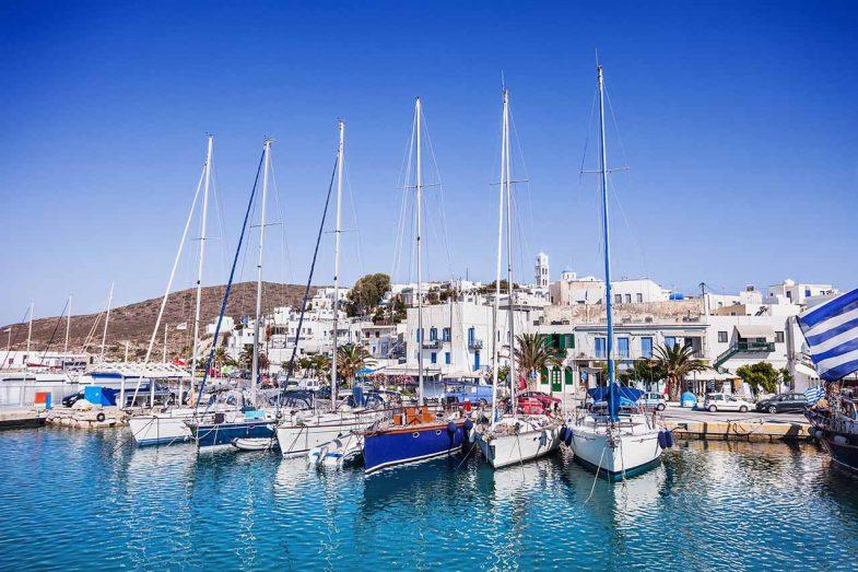 Les meilleures villes où dormir à Milos