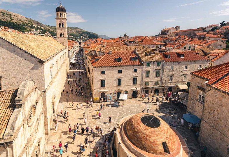 Vieille Ville, le meilleur quartier où dormir à Dubrovnik
