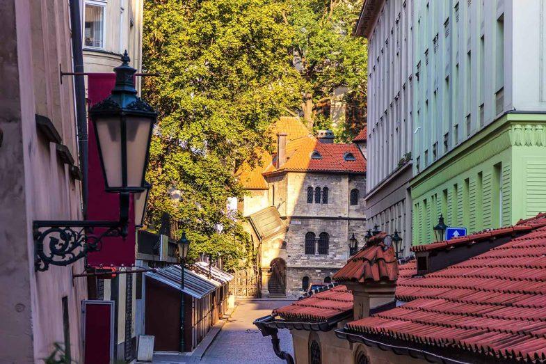 Josefov, l'ancien ghetto où dormir a Prague