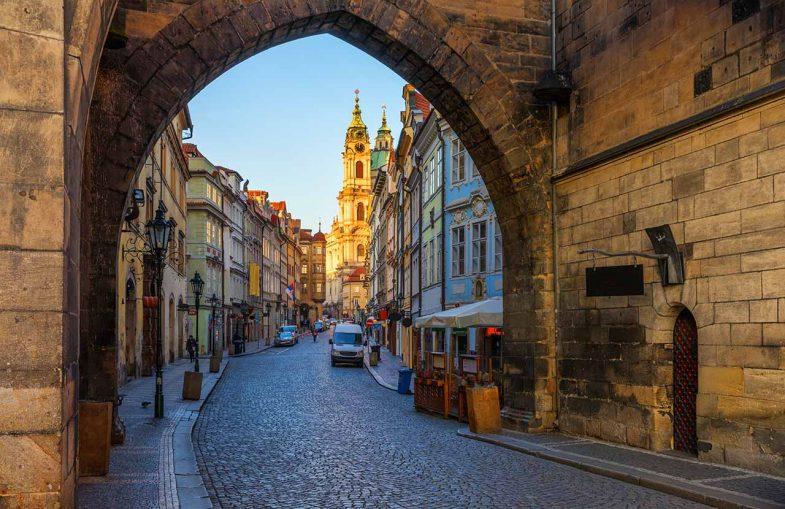 Malá Strana, où loger à Prague en couple