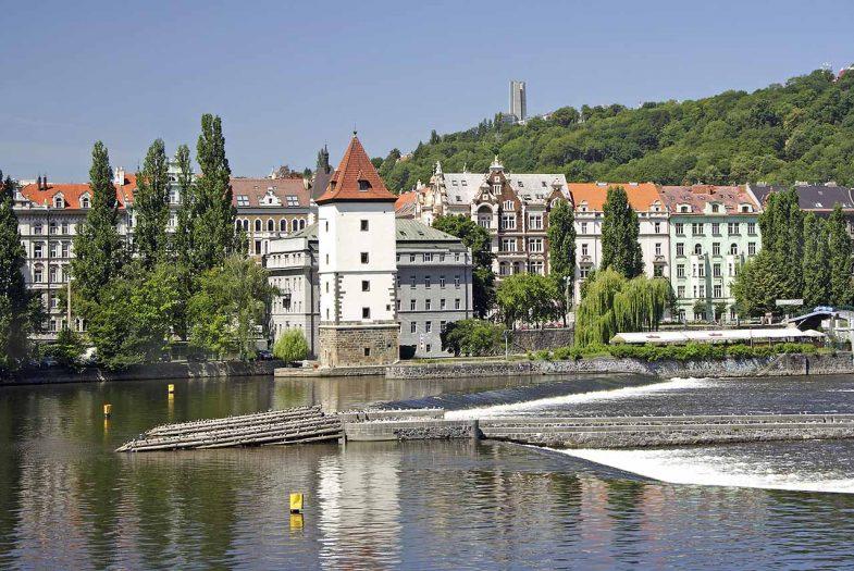 Smíchov, un quartier dynamique où dormir a Prague
