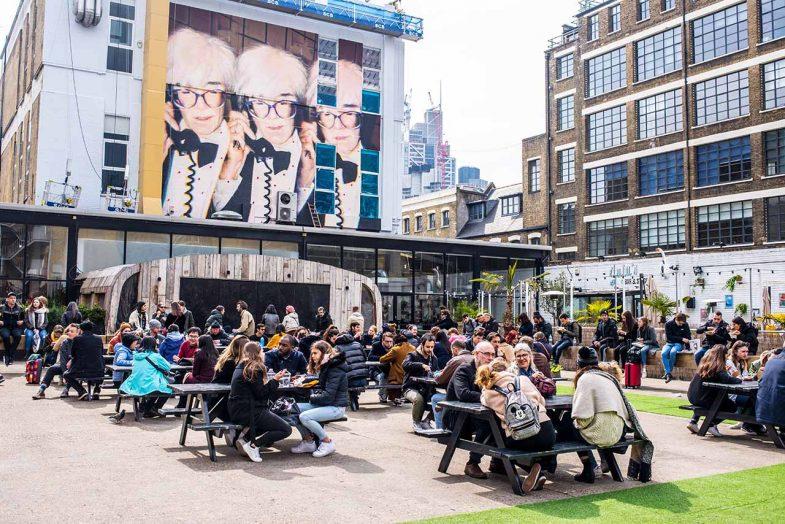 Shoreditch - Brick Lane, où dormir à Londres dans des quartiers branchés